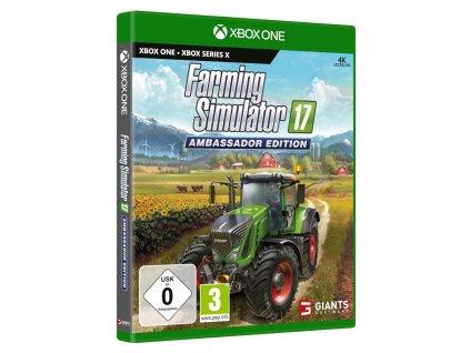 XONE - Farming Simulator 17: Ambassador Edition