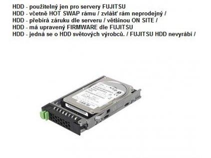 """Fujitsu 1.2TB, 2,5"""", S26361-F5550-L112"""