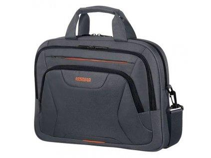 American Tourister AT WORK LAPTOP BAG 15.6'' Black/Orange