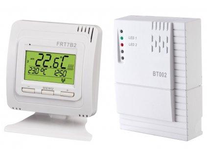ELEKTROBOCK FRT7B2 bílá Bezdrátový programovatelný termostat