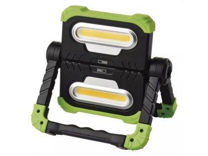 Emos Reflektor P4536, COB LED, 2000 lm, nabíjecí 8000mAh