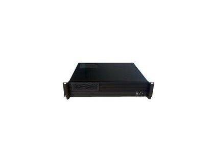 TECHLY 101980 Techly rackové šasi ATX 19 2U černé