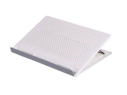 Baseus přenosný stojan na notebook, bílá-šedá