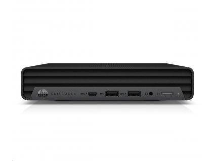 HP EliteDesk 800G6 DM 95W i7-10700K, 1x16GB, 512GB M.2 NVMe, Intel HD, WiFi6+BT, usb kl. a myš, 150W,2xDP+HDMI, Win10Pro