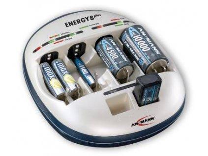 Ansmann ENERGY 8 Plus