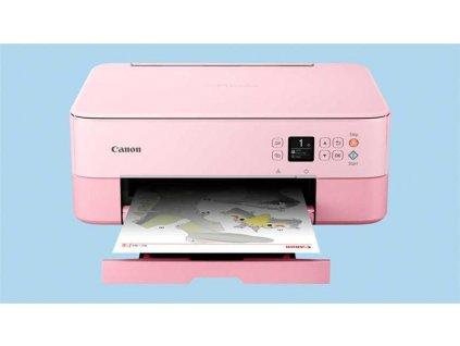Canon PIXMA TS5352 - PSC/Wi-Fi/WiFi-Direct/BT/DUPLEX/PictBridge/4800x1200/USB pink