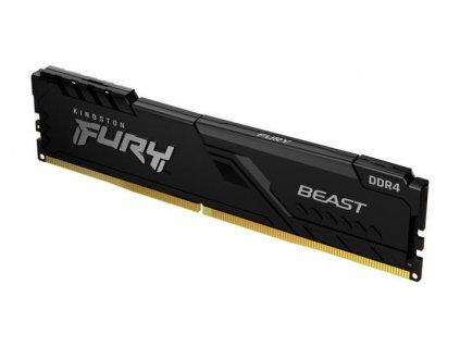 KINGSTON 32GB 3200MHz DDR4 CL16 DIMM FURY Beast Black