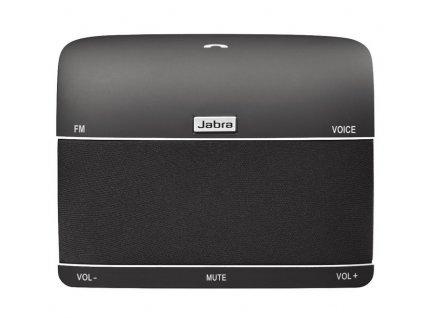 JABRA handsfree FREEWAY/ bluetooth/ DSP s aut. regulací hlasitosti/ montáž na sluneční clonu/ hlasové ovládání/ FM tuner