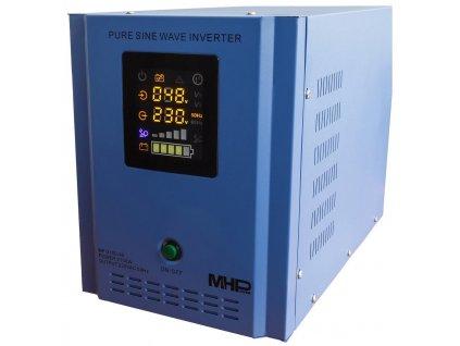 MHPower měnič napětí MP-2100-48, střídač, čistý sinus, 48V, 2100W