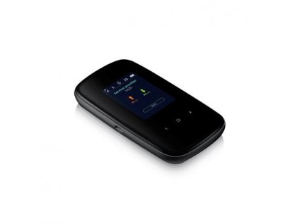 Zyxel LTE-A Portable Router Cat6 802.11 AC WiFi