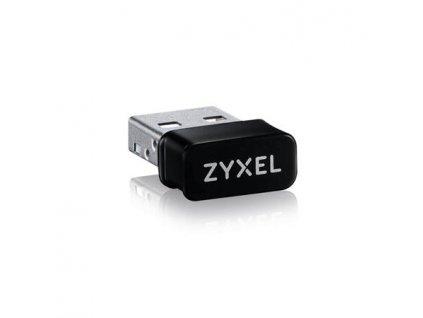 Zyxel NWD6602,EU,Dual-Band Wireless AC1200 Nano USB Adapterps/2.4GHz+433Mbps/5GHz), back compatibility wi