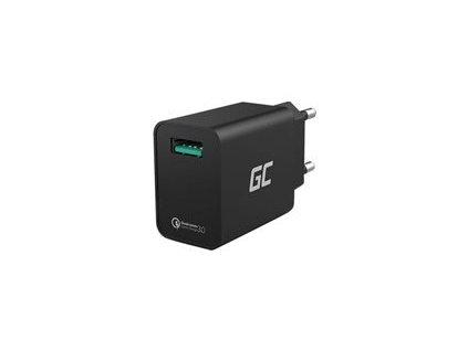 GREENCELL CHAR06 Charger USB QC 3.0