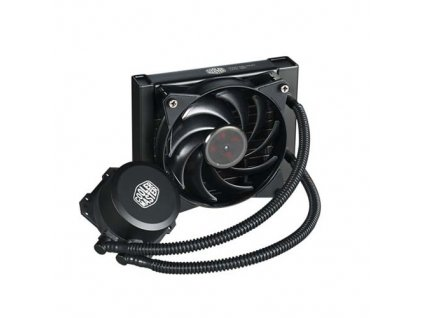 Cooler Master vodní chladič MasterLiquid Lite 120, univ. socket, 120mm PWM fan