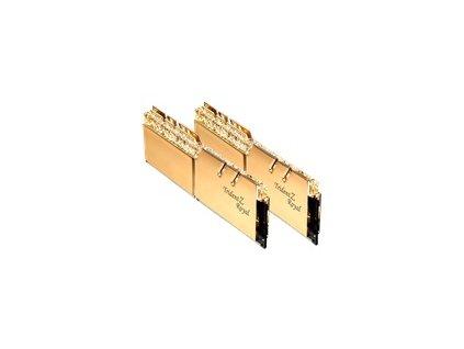 G.SKILL Trident Z Royal DDR4 16GB 2x8GB 3600MHz CL18 1.35V XMP 2.0 Gold