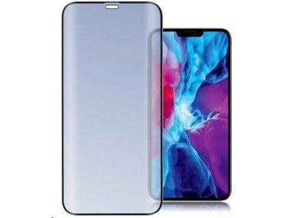 4smarts tvrzené sklo Second Glass pro Apple iPhone 12 / 12 Pro Full Frame černé