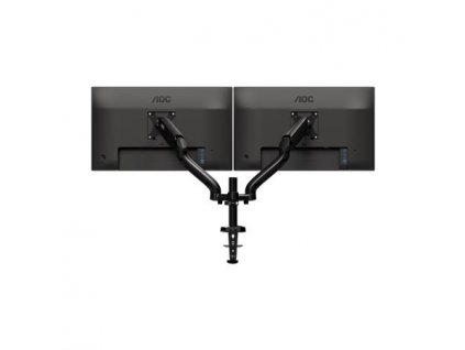 "AOC AD110D0 Monitor Dual arm 13-27"" (2x monitor s VESA 75x75 a 100x100mm)"