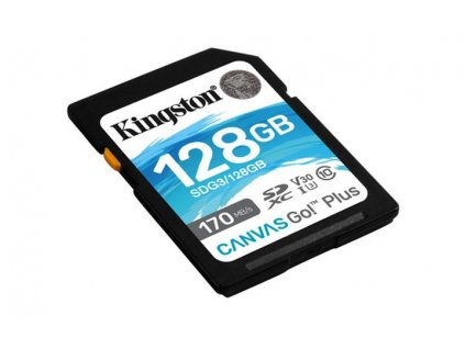Kingston SDXC Class 10 128GB SDG3/128GB