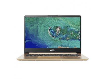 "Acer Swift 1 (SF114-33-P4LT) Pentium N5030 /4GB+N/A /128GB SSD+N/A/14"" FHD IPS LED matný/HD Graphics/W10 S Home/Gold"