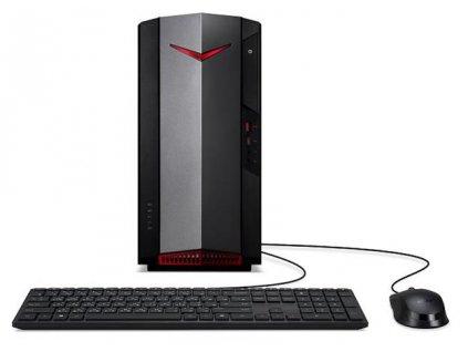 Acer Nitro N50-620/Ci7-11700F/16GB/1024GB SSD/RTX 3060TI/USB klávesnice+myš/W10 Home