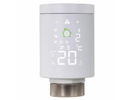 EVOLVEO Heat M30, chytrá termostatická hlavice na radiátor