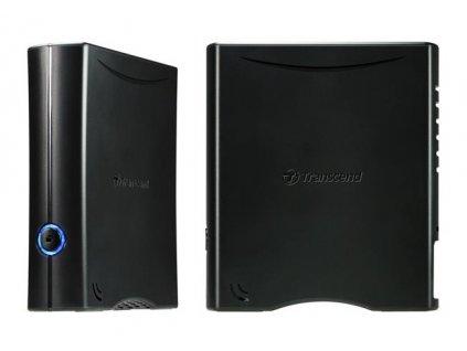 """TRANSCEND 4TB StoreJet 35T3, 3.5"""", USB 3.0 (USB 3.1 Gen 1), Externí hard disk, černý"""