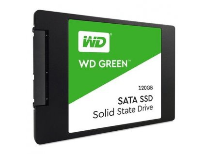 WD GREEN SSD 3D NAND WDS120G2G0A 120GB SATA/600