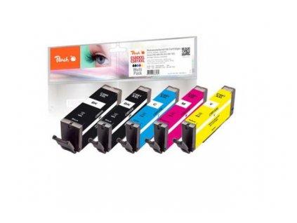 PEACH kompatibilní cartridge Canon PGI-580XXL/CLI-581XXL MultiPack
