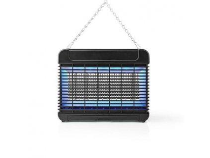 Nedis INKI112CBK16 - Elektrický Lapač Hmyzu | 11 W | Typ žárovky: LED Svítidlo | Efektivní rozsah: 150 m2 | Černá