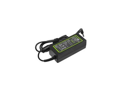 GREENCELL AD91AP Charger / AC Adapter Green Cell PRO for Sony 19.5V 3.34A 65W 6.5-4.4mm