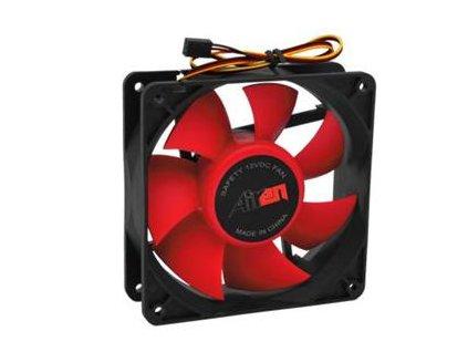 AIREN FAN RedWings120H (120x120x38mm, 15,3dBA)