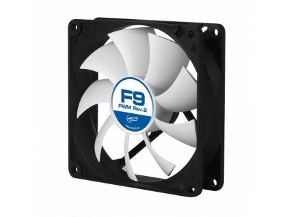 ARCTIC F9 PWM Rev.2 92mm case fan with PWM control