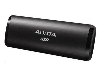 ADATA externí SSD SE760 256GB black