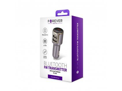 Bluetooth FM Transmiter Forever TR-340