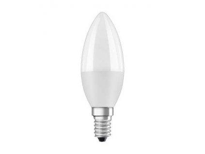 Osram LED žárovka E14 CL B FR 7W 60W teplá bílá 2700K , svíčka