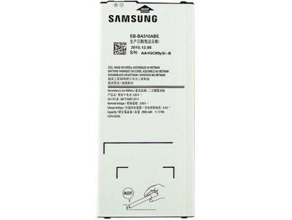 Samsung baterie EB-BA510ABE 2900mAh Service Pack