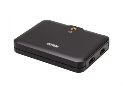 ATEN CAMLIVE™+(HDMI to USB-C UVC Video Capture with PD3.0 Power Pass-Through)