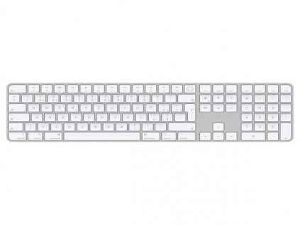 Apple Magic Keyboard s Touch ID a numerickou klávesnicí CZ