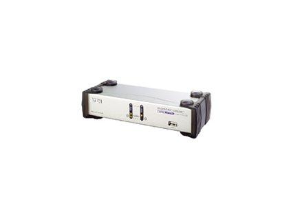 ATEN KVM switch CS-1742 USB Hub 2PC dual view