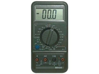 Emos multimetr M92A