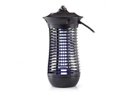 Nedis INKI110CBK18 - Elektrický Lapač Hmyzu | 18 W | Typ žárovky: 2G11 18W PL / BL | Efektivní rozsah: 150 m2 | Černá