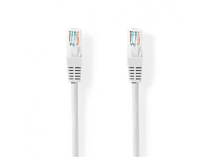 Nedis CCGT85100WT200 - Síťový Kabel Cat 5e UTP   RJ45 (8P8C) Zástrčka - RJ45 (8P8C) Zástrčka   25 m   Bílý