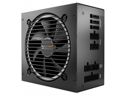 Be quiet! / zdroj PURE POWER 11 FM 550W / active PFC / 120mm fan / 80PLUS Gold / modulární