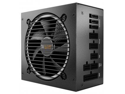 Be quiet! / zdroj PURE POWER 11 FM 650W / active PFC / 120mm fan / 80PLUS Gold / modulární