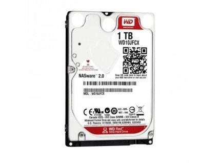 "WD SCORPIO RED NAS WD10JFCX 1TB SATAIII/600,InteliPower, 2.5"",9,5mm"