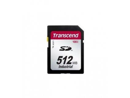 Transcend 512MB SD průmyslová paměťová karta