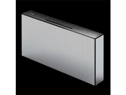 """SONY CMT-X3CD Audiosystém """"vše v jednom"""" s technologií Bluetooth® a NFC - White"""