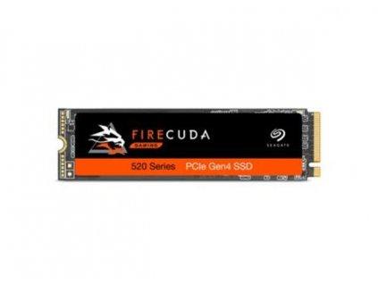Seagate FireCuda 520 SSD, 500GB, NVMe M.2 PCIe Gen4 x4