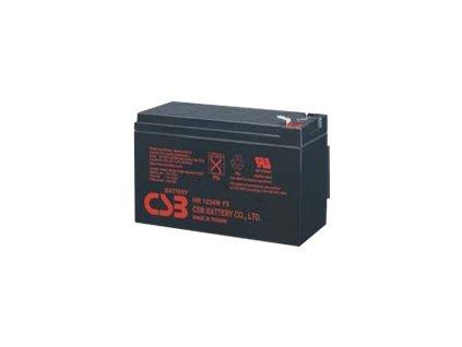 CSB HR1234W F2 battery HR1234W F2 12V/9Ah