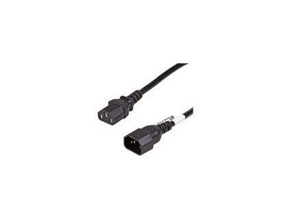 AKY AK-PC-07A Akyga Prodlužovací napájecí kabel AK-PC-07A IEC C13/C14 250V/50Hz 3.0m