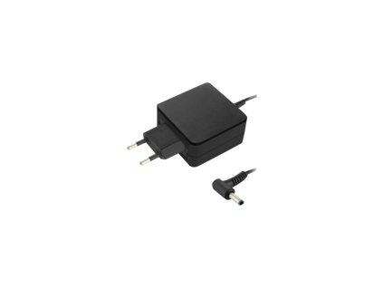 QOLTEC 50065 Qoltec Adaptér pro ultrabooky HP 45W 19.5V 2.31 A 4.5x3.0 +power cable